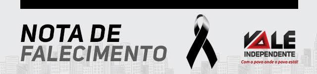 nOTA DE FALECIMENTO 6 ANOS