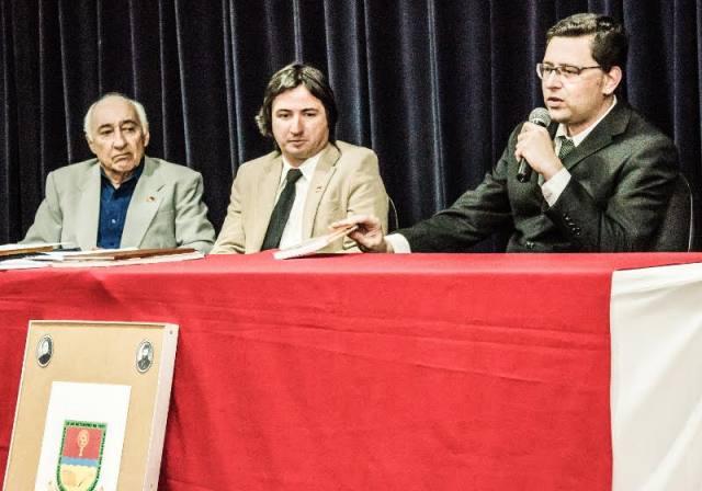 O escritor Carlos Romero Carneiro (Foto: Eriton Queles/ Alca).