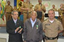 Entrega da Medalha de Mérito Coronel Fungêncio de Souza Santos