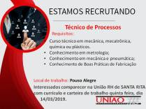 Tec Processos AMCOR SRS