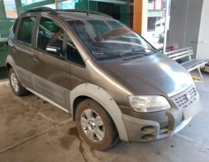 Leilão - Fiat Adventure