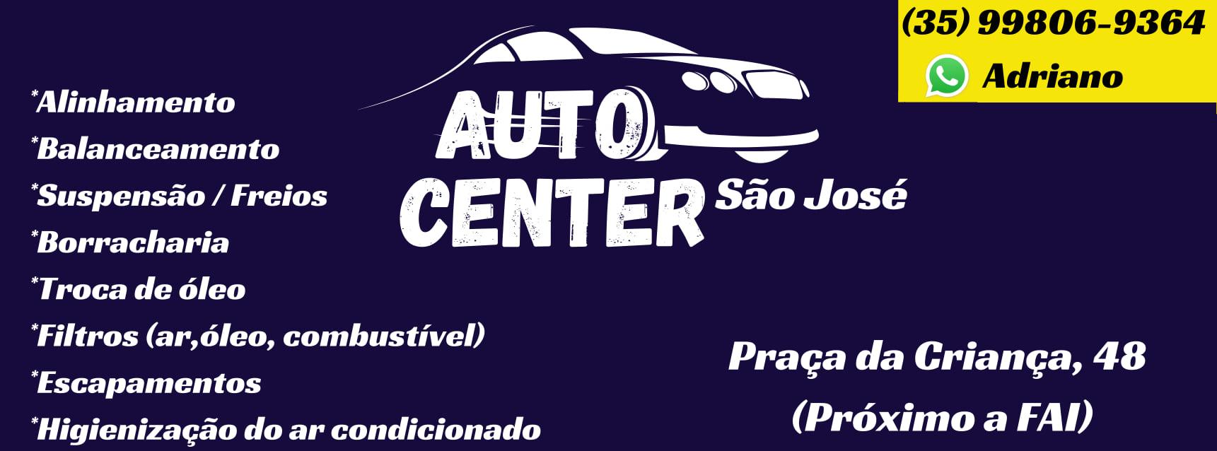 auto center sao jose ofere